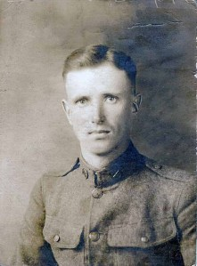 William R. Boles, served in US army in WWI