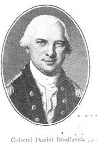 Brig. Gen. Daniel Brodhead Portrait
