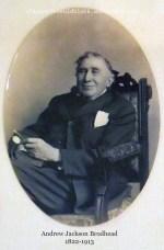 Andrew Jackson Brodhead