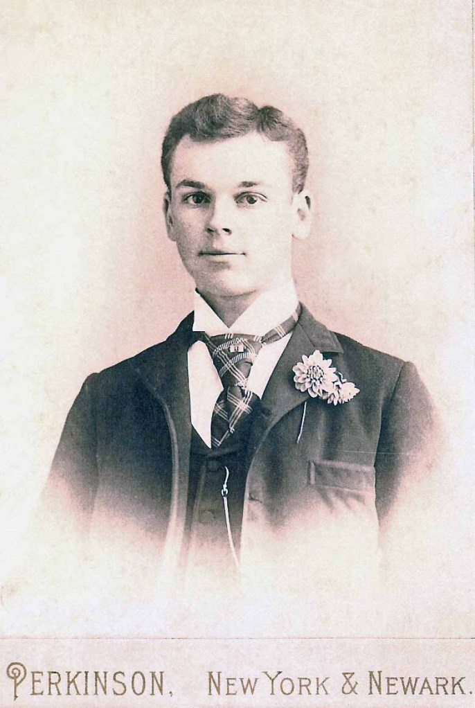 Herbert Duryea Crane  (Courtesy of Ruth Kirby Dean, great granddaughter)