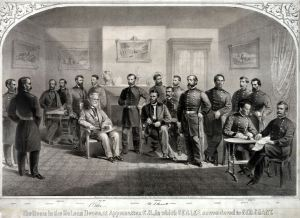 Surrender at the Appomattox