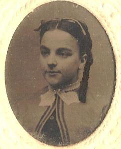 Emma Trewin, daughter of Thomas and Mary Ann Trewin