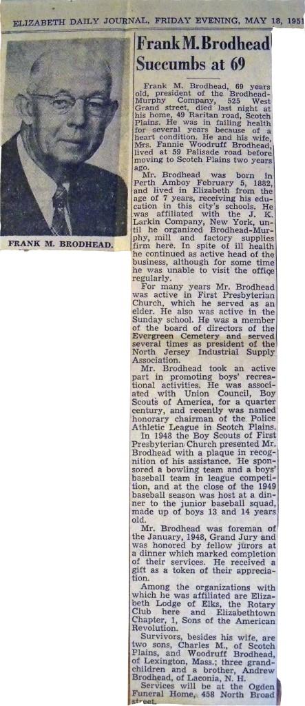 Elizabeth Daily Journal, May 18, 1951