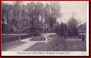 James E. Brodhead house, Flemington, NJ