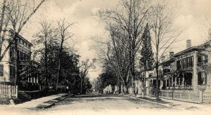 Main Street, Flemington, NJ, circa 1904