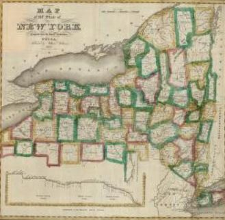 State of New York, 1833