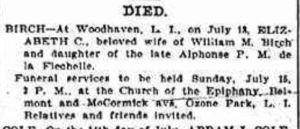 Brooklyn Daily Eagle, 5 July 1900 (www.fulton.com)