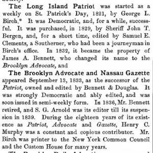 page 1170 re: George L. Birch