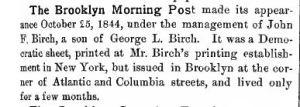 Page 1071 re: John F. Birch