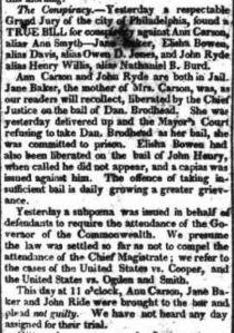 New York Evening Post, 1816 (Credit: www.fultonhistory.com)