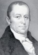 Pennsylvania Governor Simon Snyder, ca. 1815 (Wikimedia Commons - image in public domain)