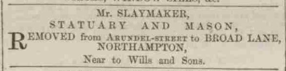 The Northampton Mercury, 26 January 1861