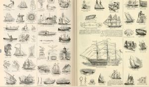Webster's Complete Dictionary of the English Language (1886) offers interesting insight into what was once a very major mode of travel