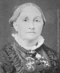Mary Jane Trowbridge Woodruff, mother of Emma, William, Matthias, and Phebe