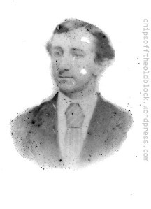William Woodruff, in June 1870