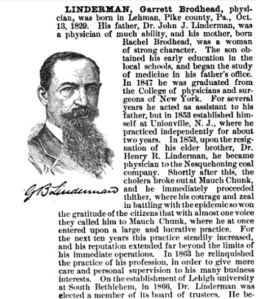 Garret B. Linderman Sr.