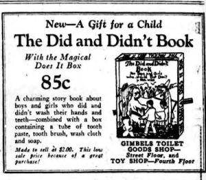 New York Sun, 8 December 1925 (Credit: FultonHistory.com)