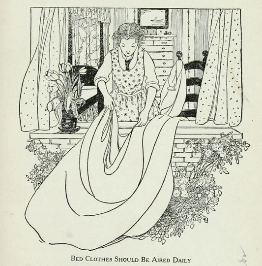 Yourself and Your House Wonderful by H.A. Guerber (Philadelphia: The Uplift Publishing Company), 1913.