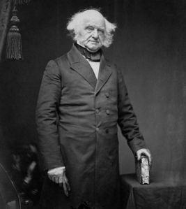 Martin Van Buren, US President (1833-1837) Wikipedia
