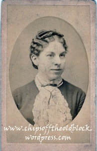 Elizabeth Sargent Trewin, Zillah's mother, undated