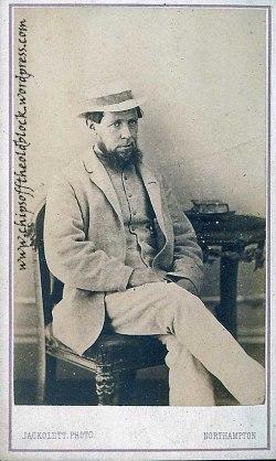 William Sargent Sr. circa 1869/70