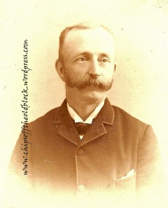 William Trewin, Zillah's father, taken in 1895