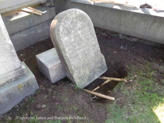 8_Cornelia Dingman Brodhead Headstone 14 copy