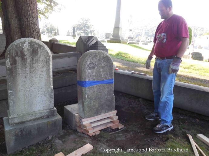 9b_Cornelia Dingman Brodhead Headstone 17 copy