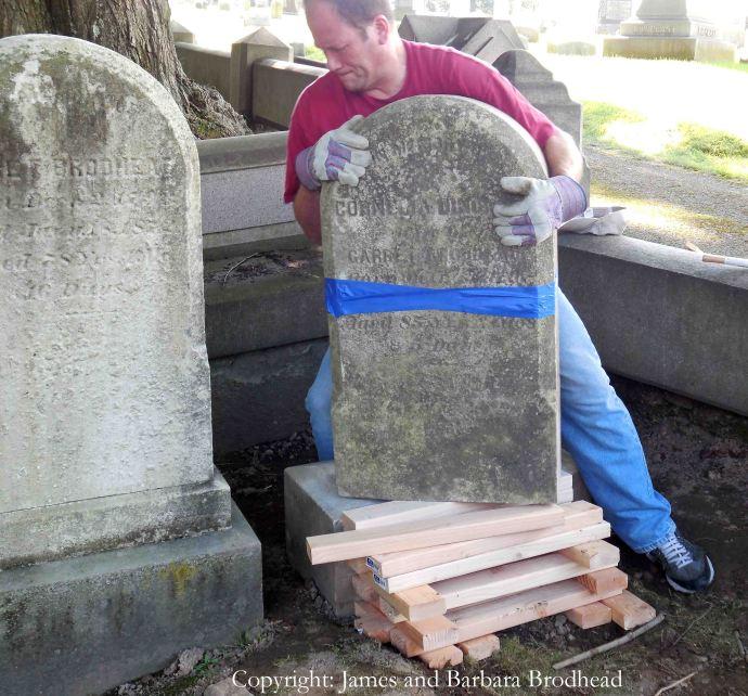 9e_Cornelia Dingman Brodhead Headstone 17 copy