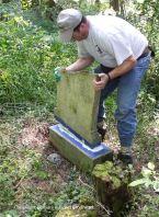 Setting the stone