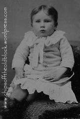 Fannie Bishop Woodruff, cir 1884