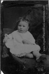 Fannie Bishop Woodruff, June 21, 1883