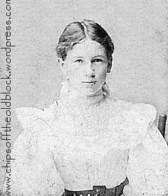 Fannie Bishop Woodruff, 1890s