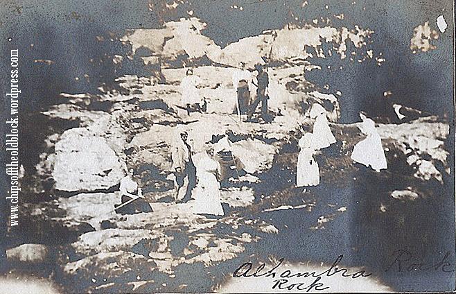 Dingman's Falls, 1907