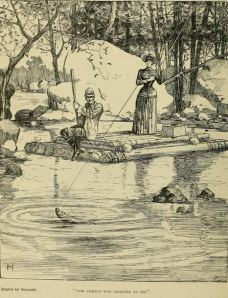 p. 92 Outing Magazine, Vol. XVIII, 1891