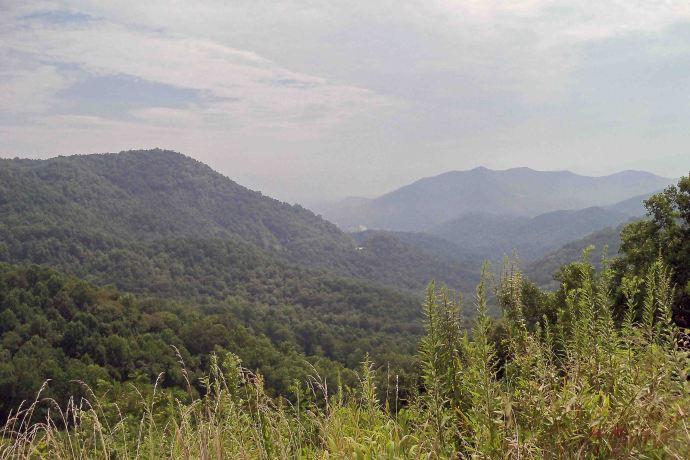 Gorgeous vistas!