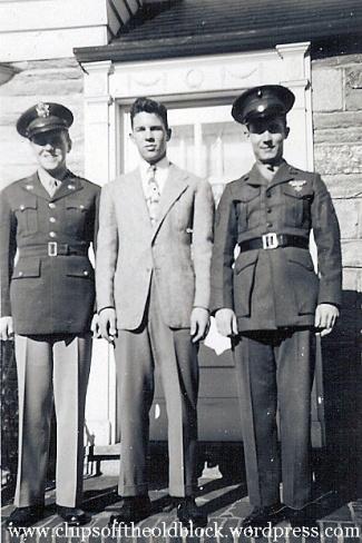 George Keller, Henry Wirsig, and Charles Brodhead