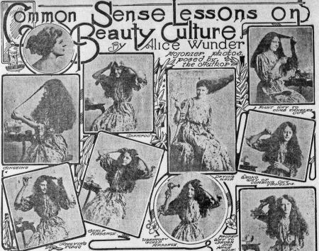 Los Angeles Herald, 25 December 1910