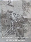 Sarah and her husband and four of her children, Clooneen, Co. Leitrim
