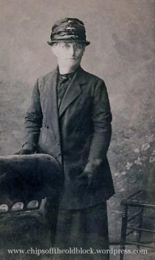 Sarah Nixon Boles, undated