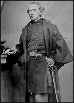 Brevet Brigadier General Thornton Fleming Brodhead, (1820-1862); Wikipedia (Public Domain--contributed by IcarusPhoenix)