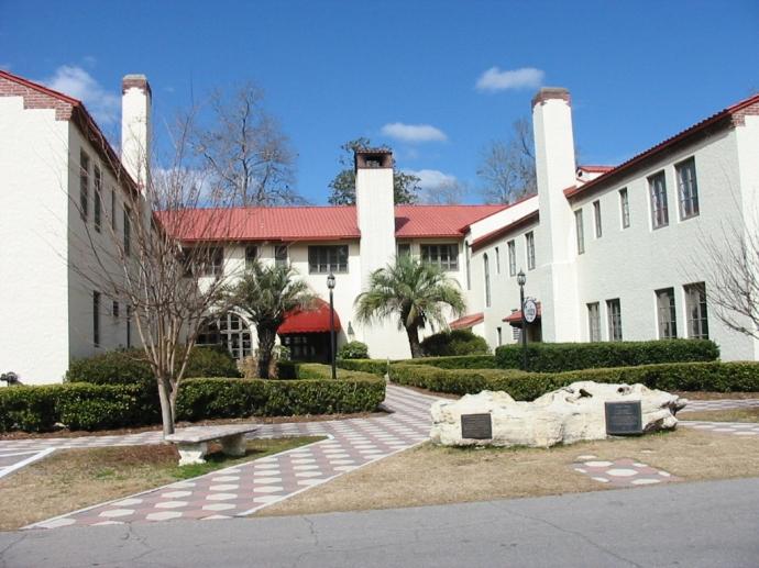 Lodge at Wakulla Springs, Florida