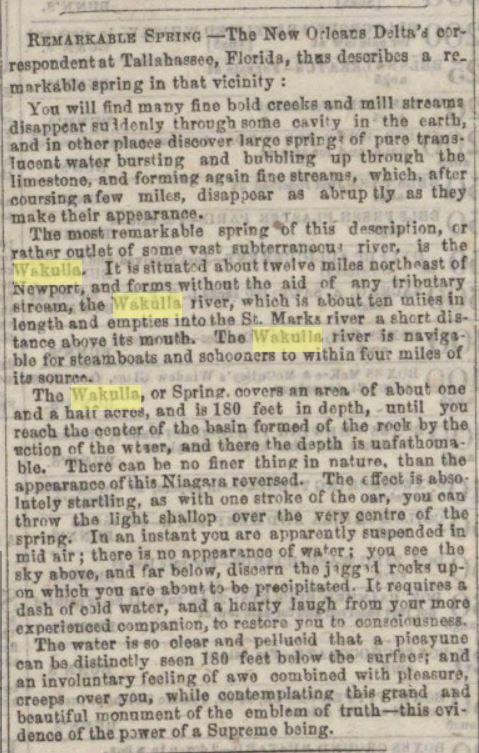 Sangamo Journal 3 Sept 1851
