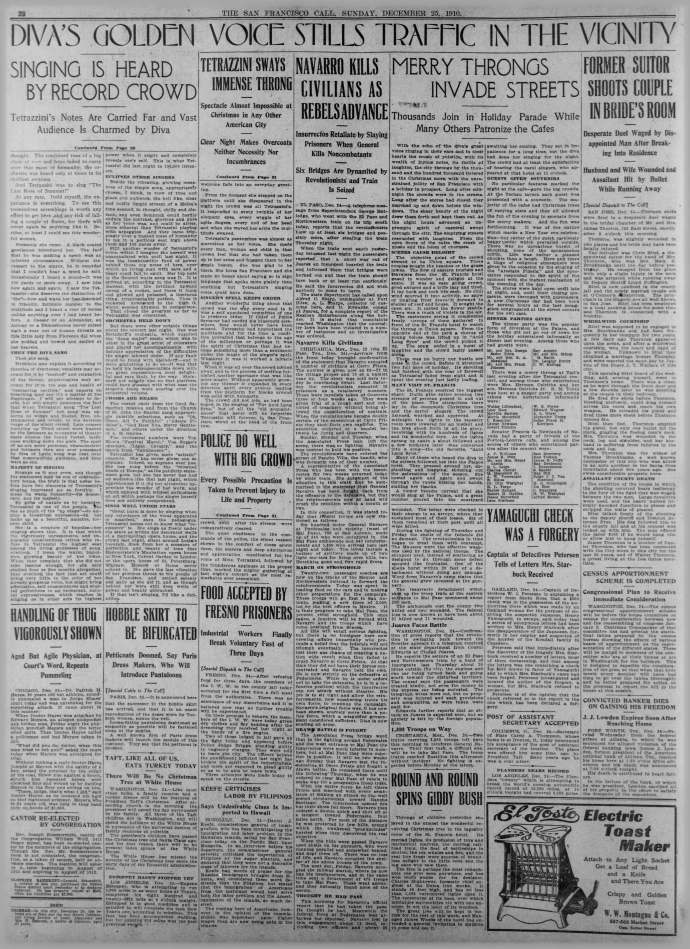 San Francisco Call, Volume 109, Number 25, 25 December 1910 _p4