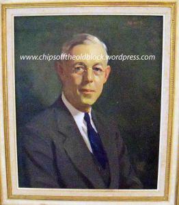 Frank Martin Brodhead portrait