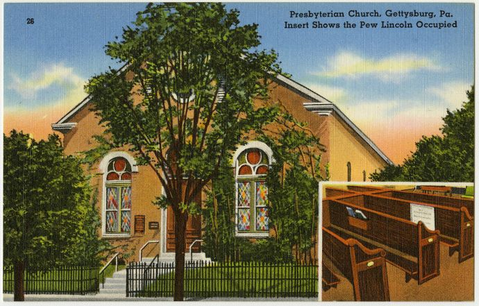 Postcard collection of the Presbyterian Historical Society (Credit: Wikimedia Commons)