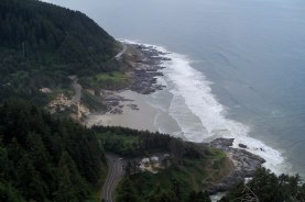 Cape Perpetua, Lincoln Co., Oregon