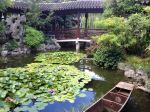 Lan Su Chinese Garden in Downtown Portland