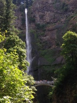 Multnomah Falls, Columbia Gorge, Oregon