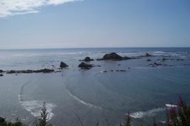 Simpson Reef - wildlife sanctuary, southwest of Shore Acres State Park, Coos Bay, Oregon